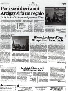 Calabria Ora